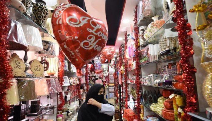 Ilustrasi Bingkisan Valentine (Foto: Antara)